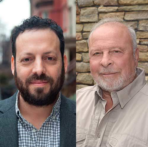 An Evening With Nelson and Alex DeMille
