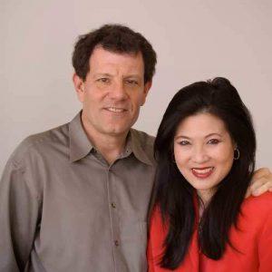 An Evening with Nicholas Kristof and Sheryl WuDunn