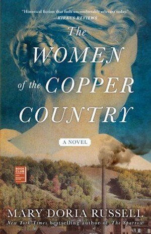 The Women of the Copper Country Cover
