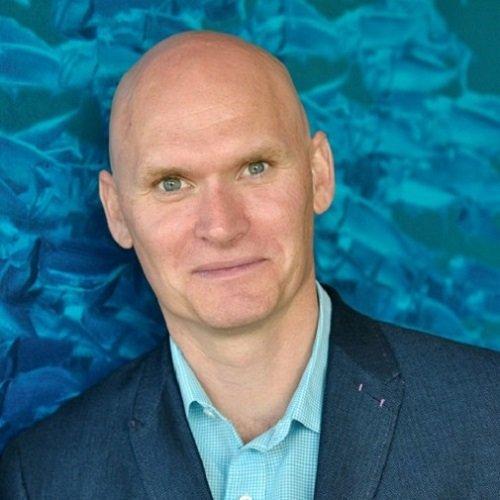 Anthony Doerr Headshot