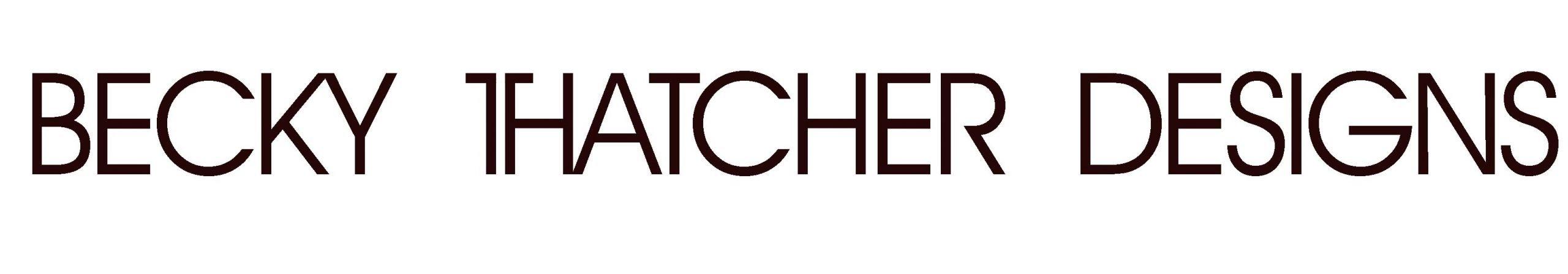 Becky Thatcher Designs