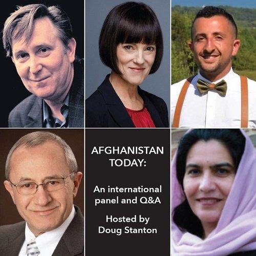 Afghanistan Today International Panel