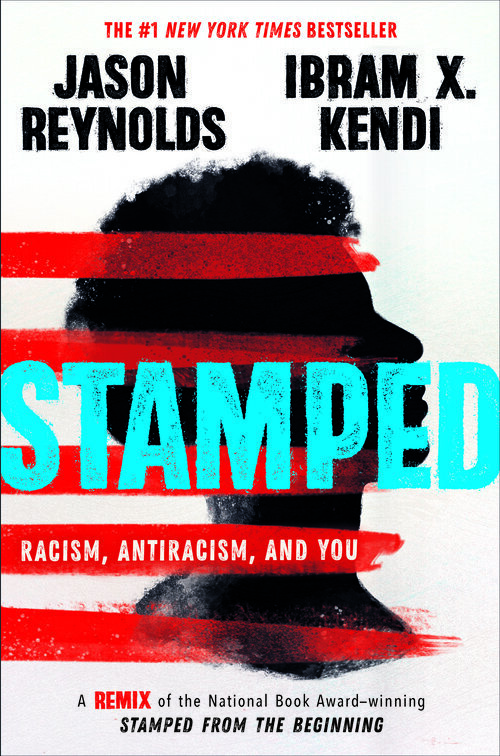 Stamped Book Cover